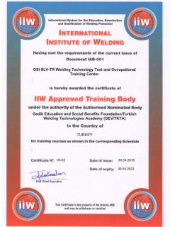 iiw-approved-training